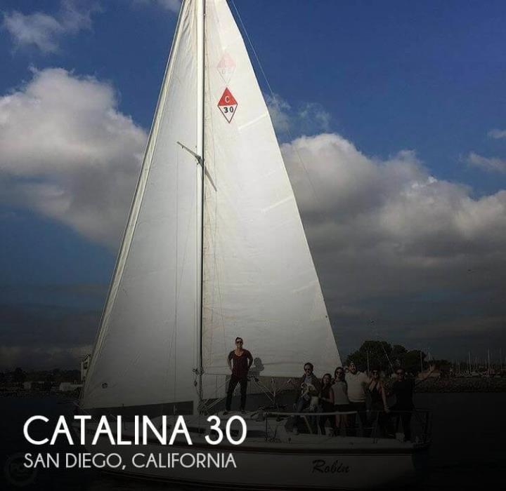 1975 Catalina 30