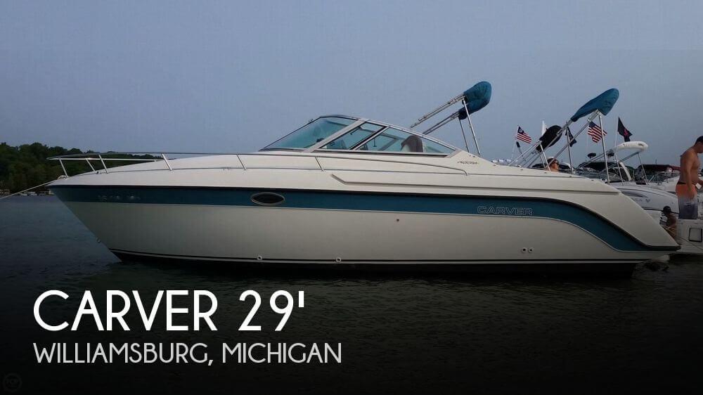 1990 Carver Allegra 2587
