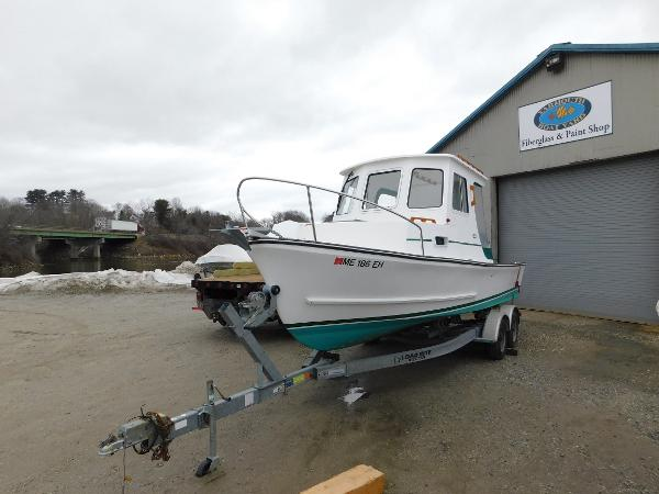 Sport fishing boats for sale in maine for Fishing kayaks for sale near me