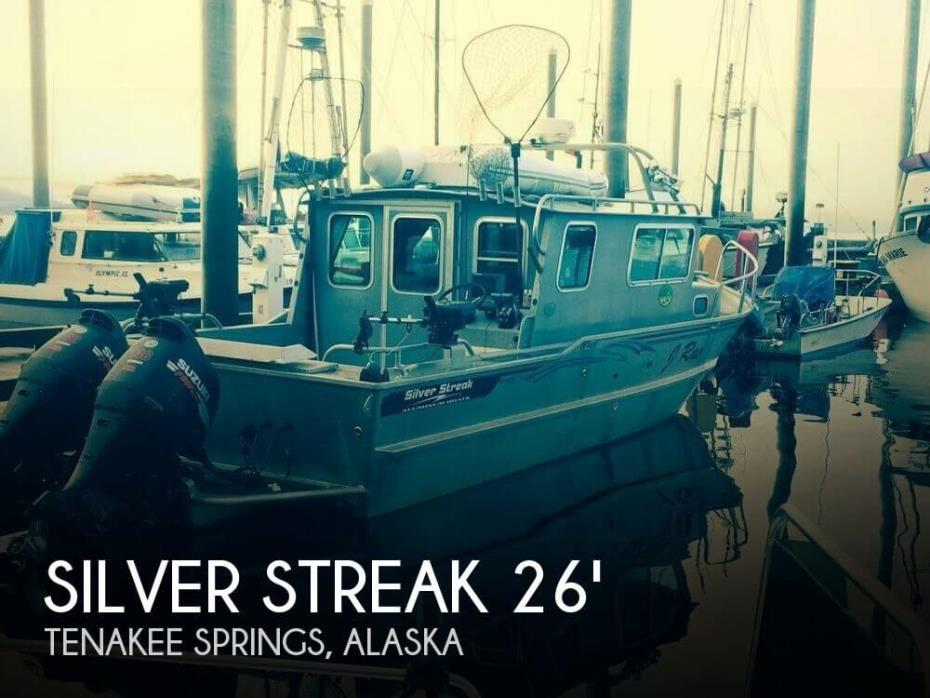 2005 Silver Streak 26 Pilothouse