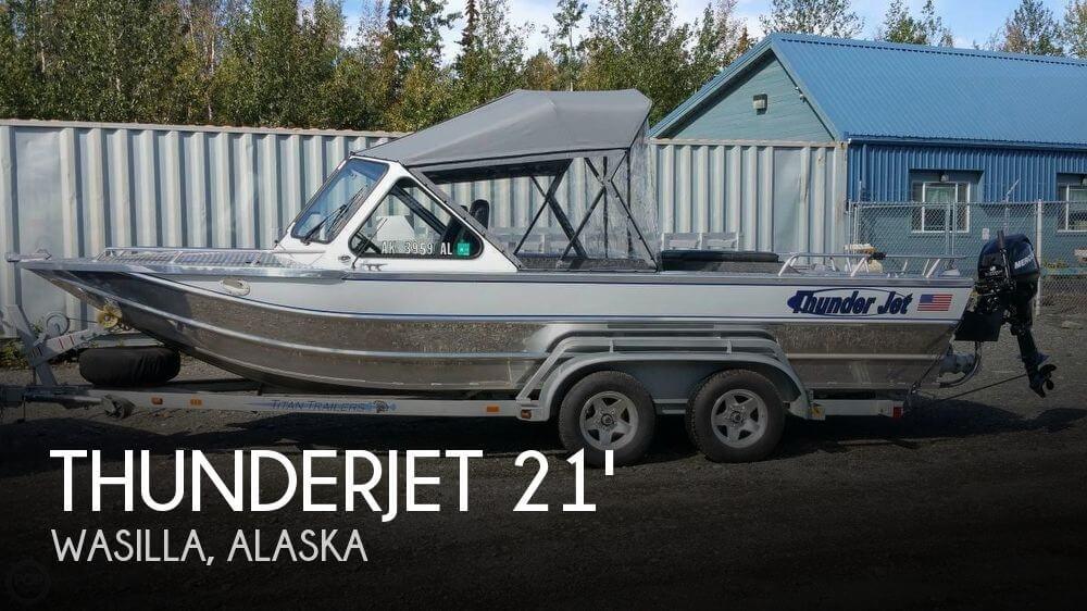 2010 Thunderjet 21 Alexis