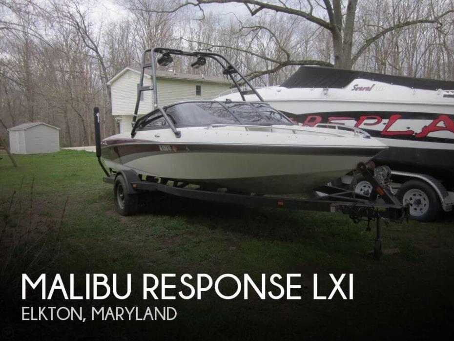 2004 Malibu Response LXI