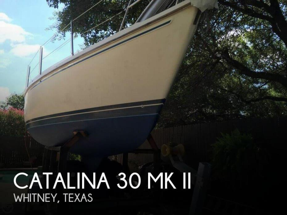 1990 Catalina 30 MK II