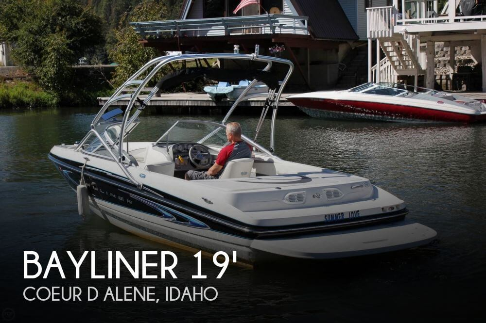 2006 Bayliner 195 Limited Edition Olympic Collection