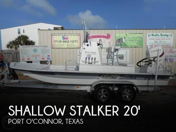 2016 Shallow Stalker CAT PRO 204