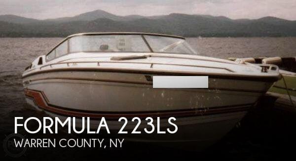 1990 Formula 223LS