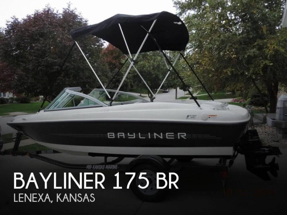 2011 Bayliner 175 BR