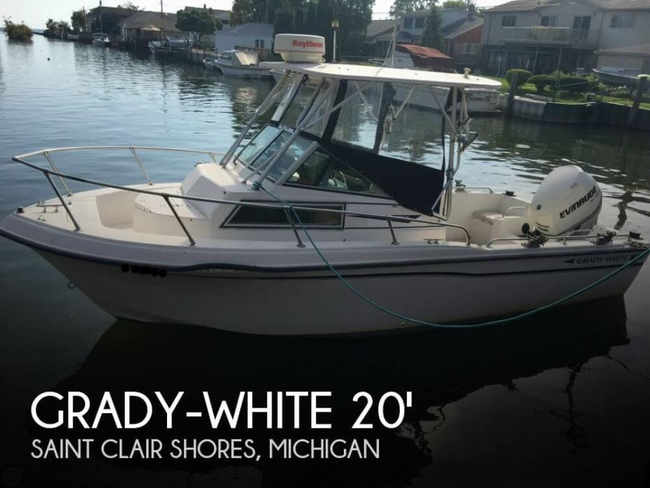 1988 Grady-White 204-C Overnighter
