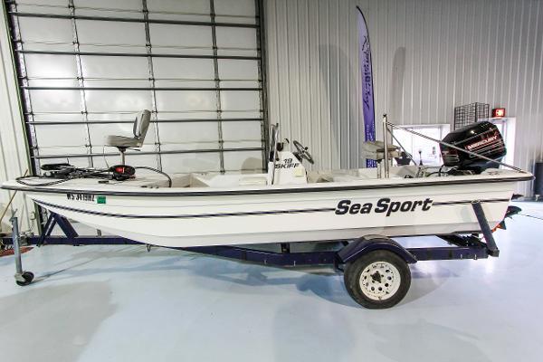 2002 SeaSport Baysport Skiff