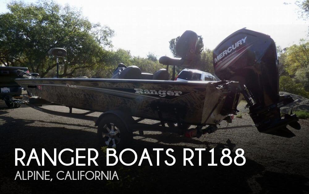 2014 Ranger Boats RT188