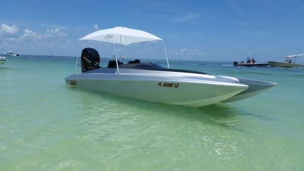2002 Xtreme Racing Catamaran 21 SS