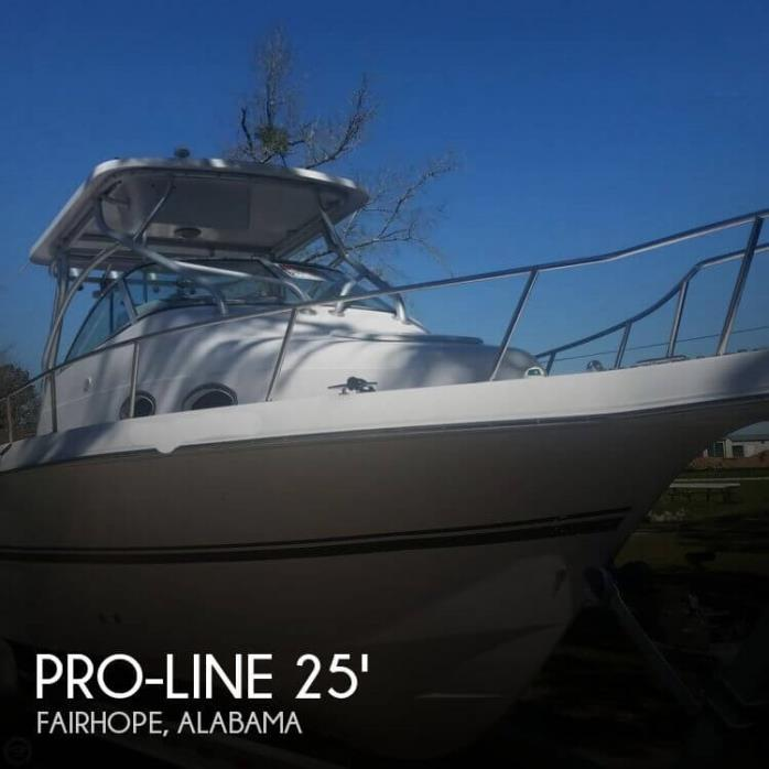 2000 Pro-Line 25 walkaround