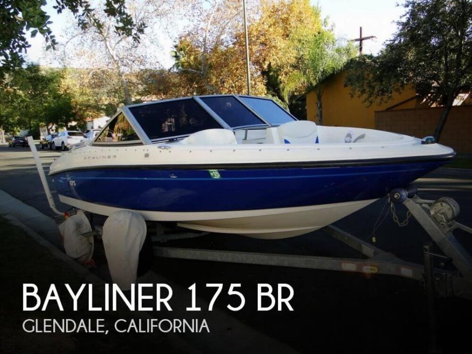 2006 Bayliner 175 BR