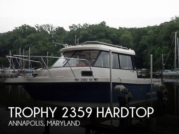 2006 Trophy 2359 Hardtop