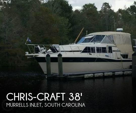 1982 Chris-Craft 381 Catalina