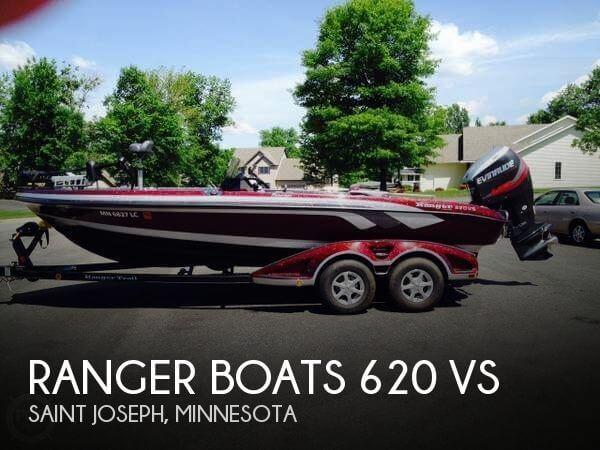 2014 Ranger Boats 620 VS