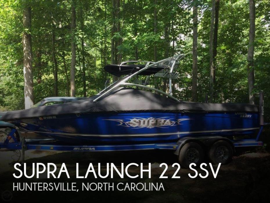 2007 Supra Launch 22 SSV