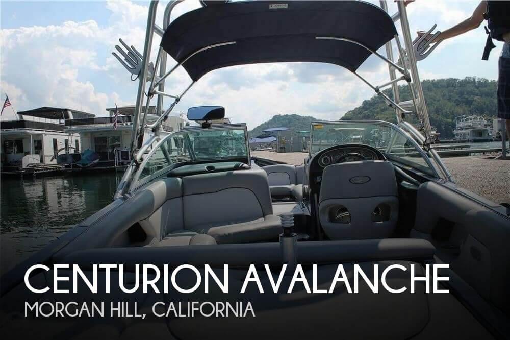 2005 Centurion Avalanche