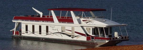 2003 Stardust Houseboat Royal Flush Share #29