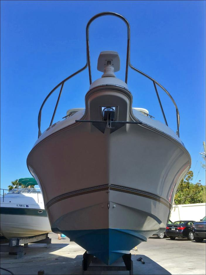 2004 Aquasport Explorer 275