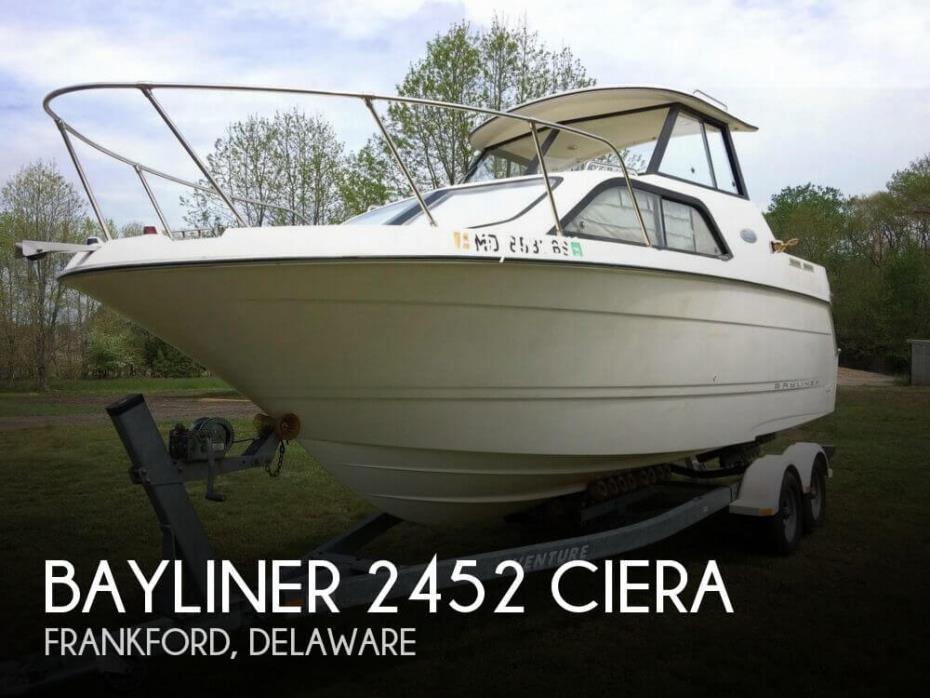 2003 Bayliner 2452 Ciera