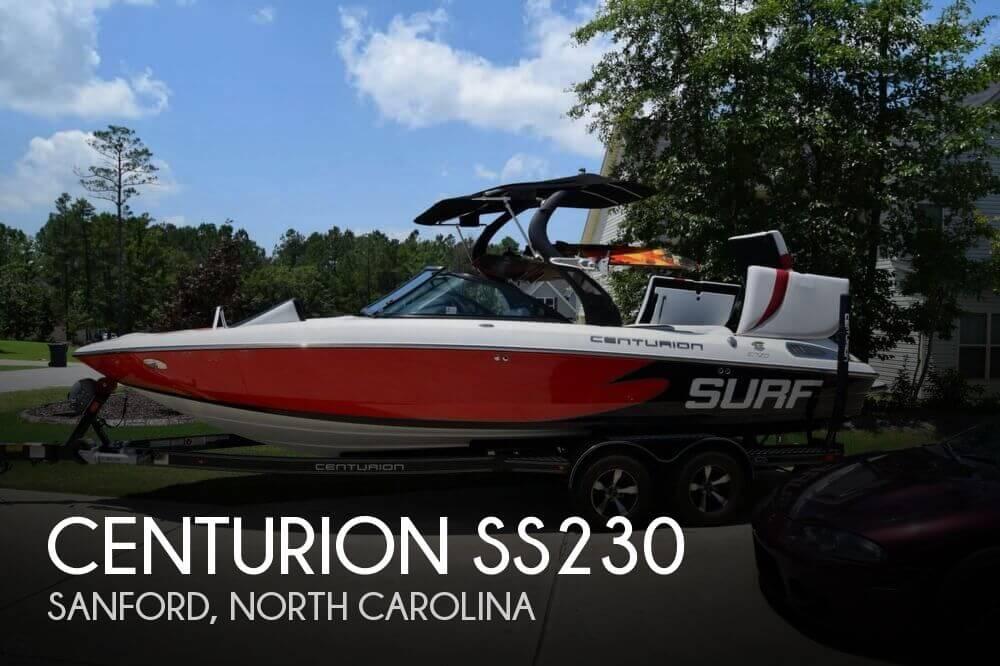 2014 Centurion SS230