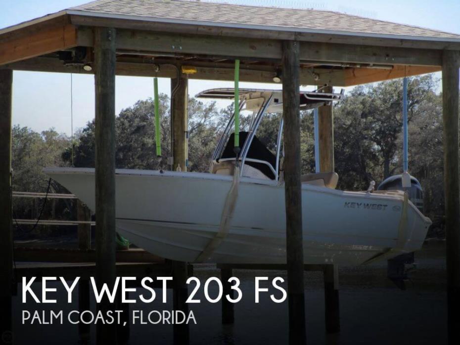2016 Key West 203 FS
