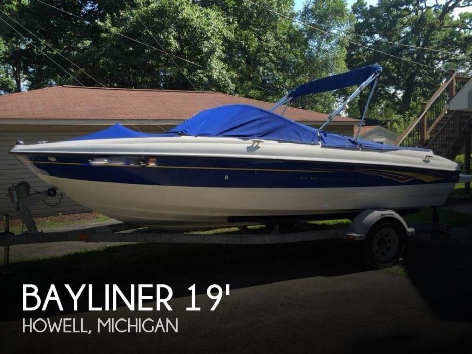 2008 Bayliner Discovery 195