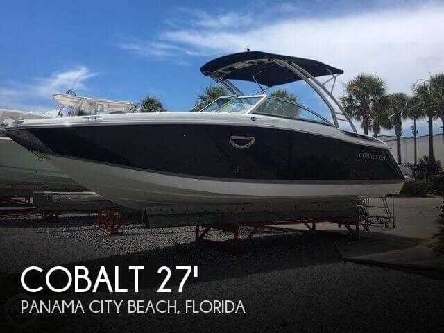 2012 Cobalt 26 Sport Deck
