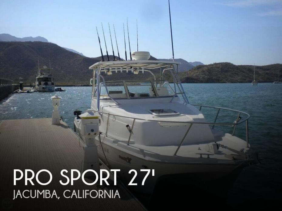 2005 Pro Sport Prokat 2660 WA
