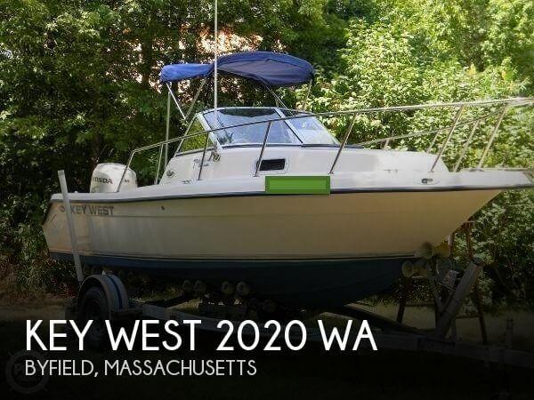2005 Key West 2020 WA