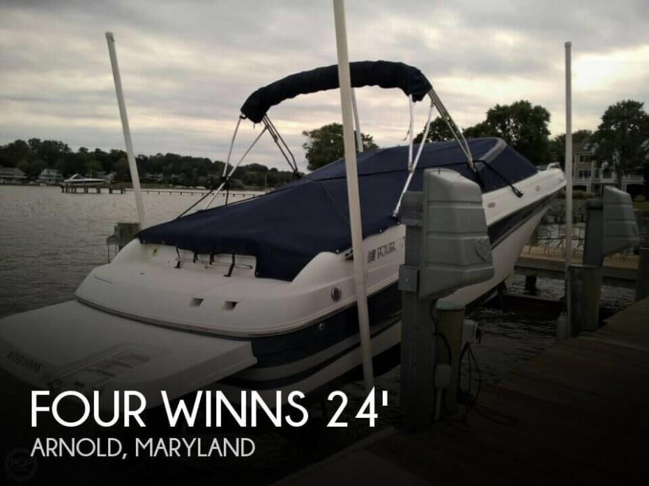 2002 Four Winns Horizon 240