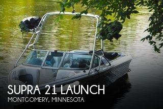 2003 Supra 21 Launch