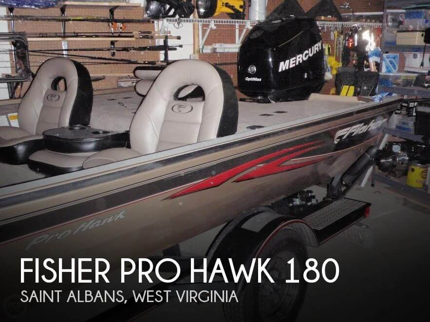2006 Fisher Pro Hawk 180