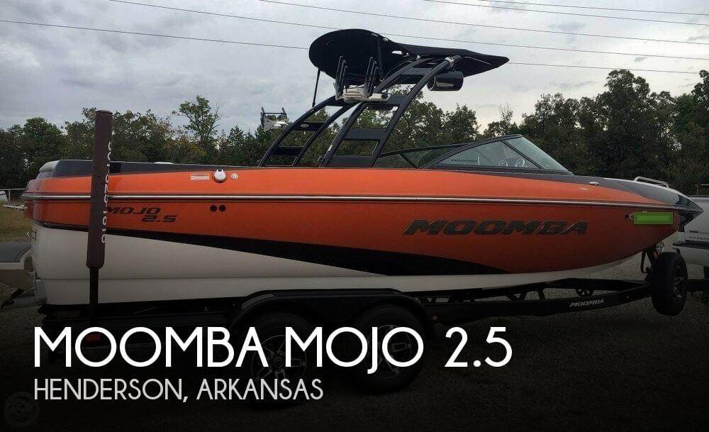2014 Moomba Mojo 2.5