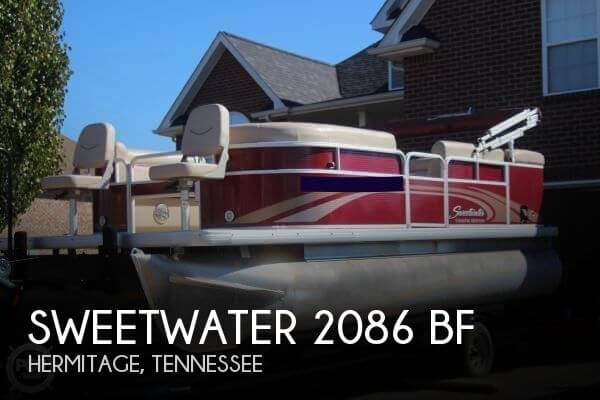 2013 Sweetwater 2086 BF