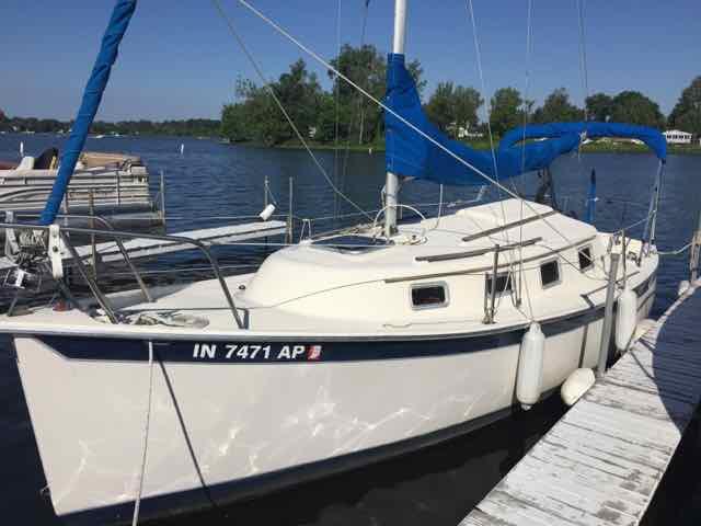 Daysailer Sailboats For Sale