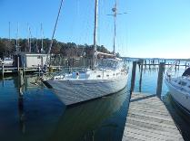 1978 Whitby 42 ketch, nonbowsprit
