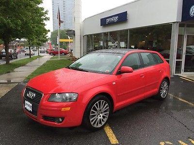 Audi : A3 4D Hatchback 2.0T 2008 audi 4 d hatchback 2.0 t
