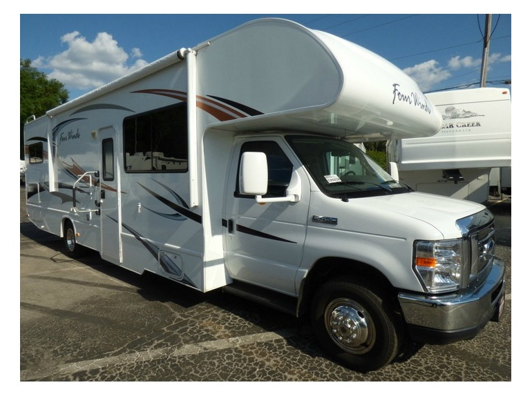 Thor motor coach four winds 31 f rvs for sale for Thor motor coach four winds