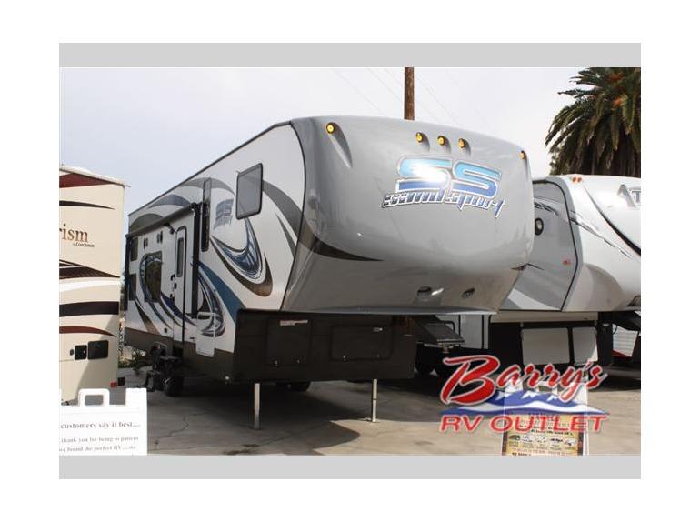 2016 Pacific Coachworks Sandsport F295FS