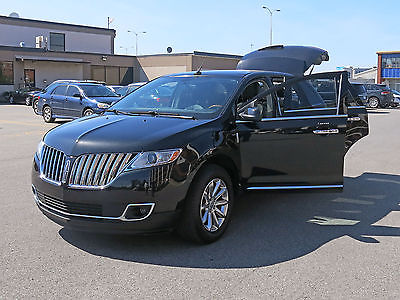 Lincoln : MKX Premium Sport Utility 4-Door 2011 lincoln mkx premium sport utility 4 door 3.7 l