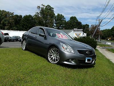 Infiniti : G37 G37x Sedan Supercharged 2010 Infiniti G37X Sedan Low Miles