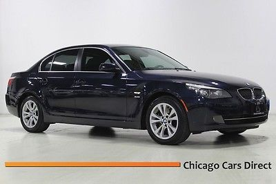 BMW : 5-Series 535i xDrive 09 535 i xdrive gps premium comfort access cold park control logic 7 clean
