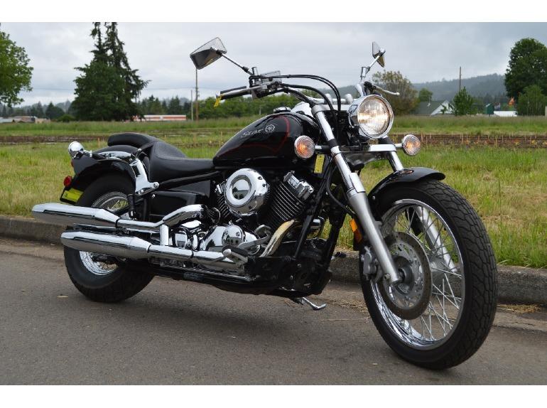 2011 Star Motorcycles V STAR CUSTOM