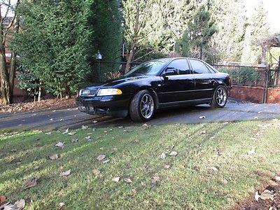 Audi : A4 Base Sedan 4-Door 1999 audi a 4 quattro big boost