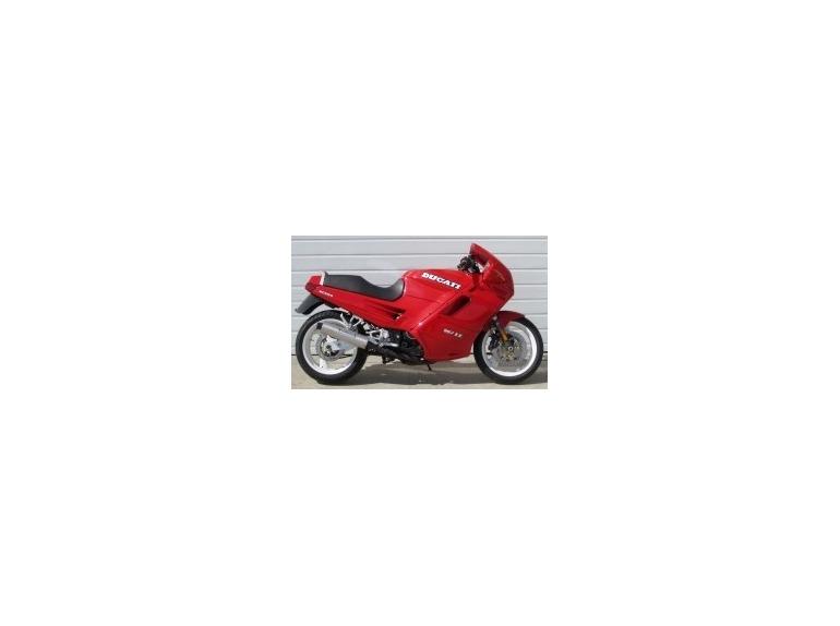 1991 Ducati 907 Paso I.E.