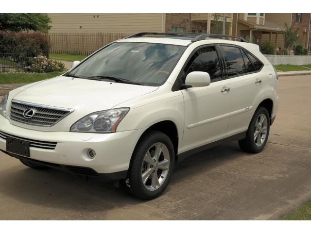 Lexus : RX Base Sport Utility 4-Door LEXUS RX400H,PEARL WHITE,TAN LEATHER,NAVIGATION,BACKUP CAMERA,HEATED/COOL SEATS