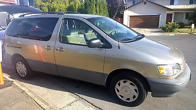 Toyota : Sienna LE 2000 toyota sienna le clean safe reliable