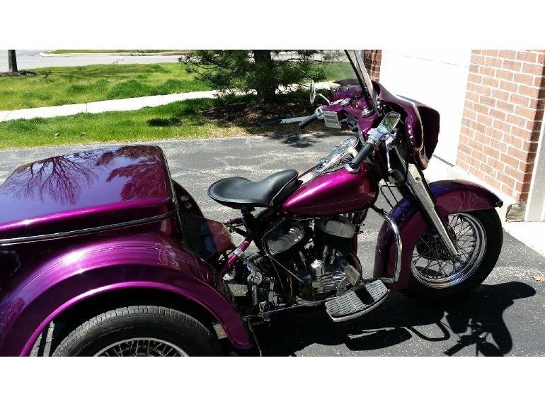 Harley Servi Car Motorcycles For Sale